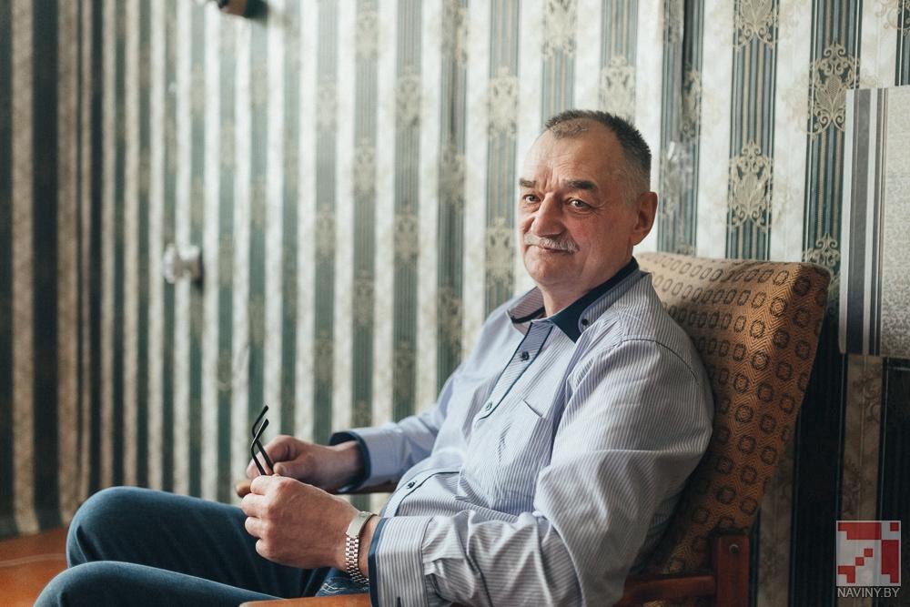 Михаил Жемчужный/ Фото: Naviny.by