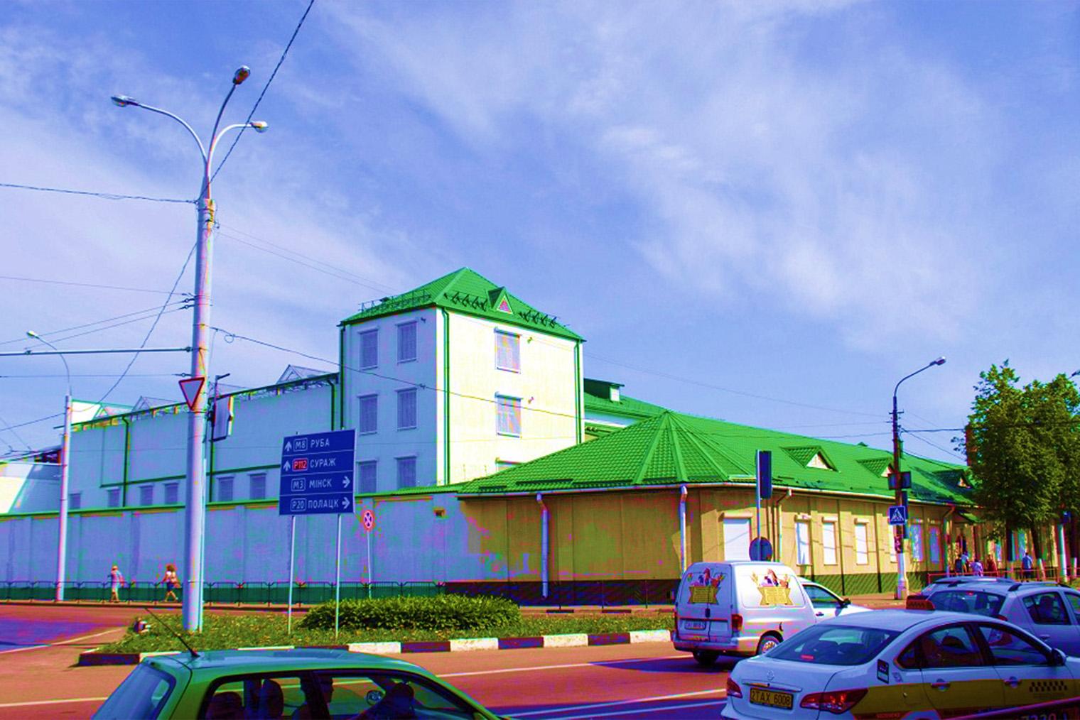 СИЗО №2 в Витебске