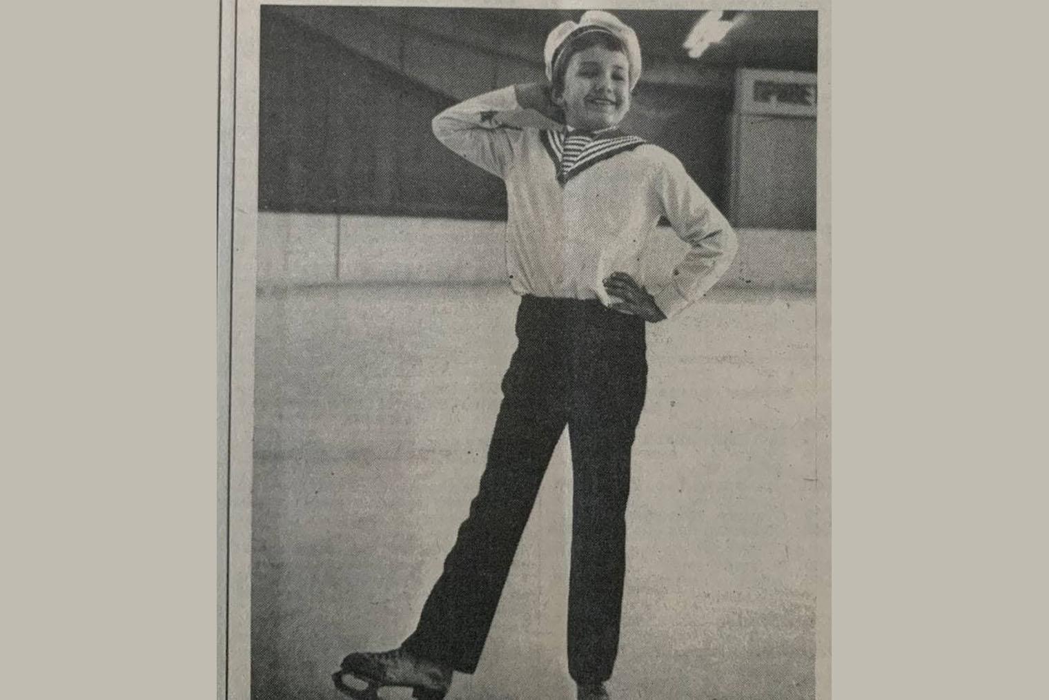 Павел Латушко в детстве