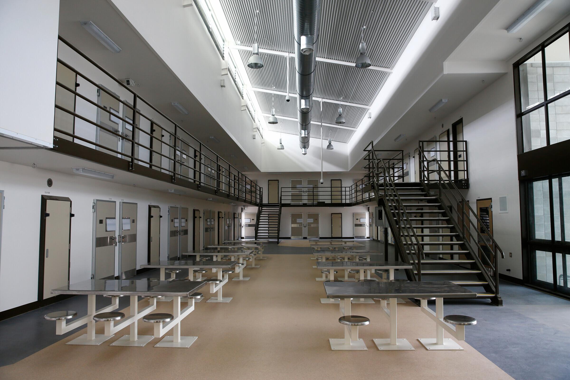 Тюрьма Хальден в Норвегии