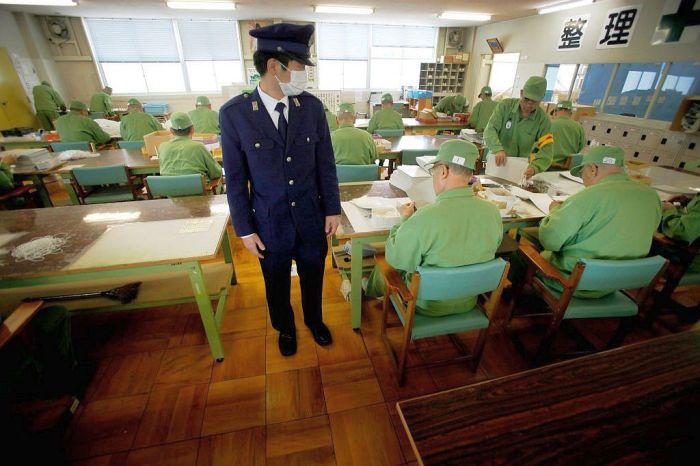 Тюрьма Ономичи, Япония