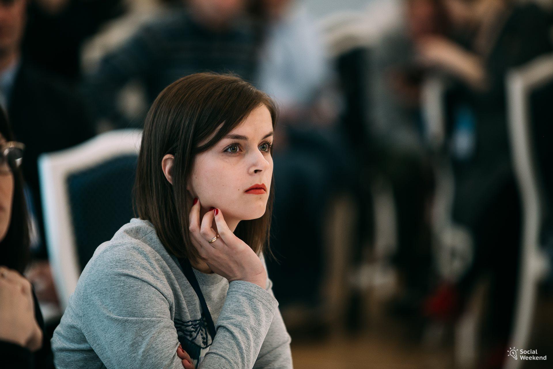Наталья Лубневская, фото: Social Weekend