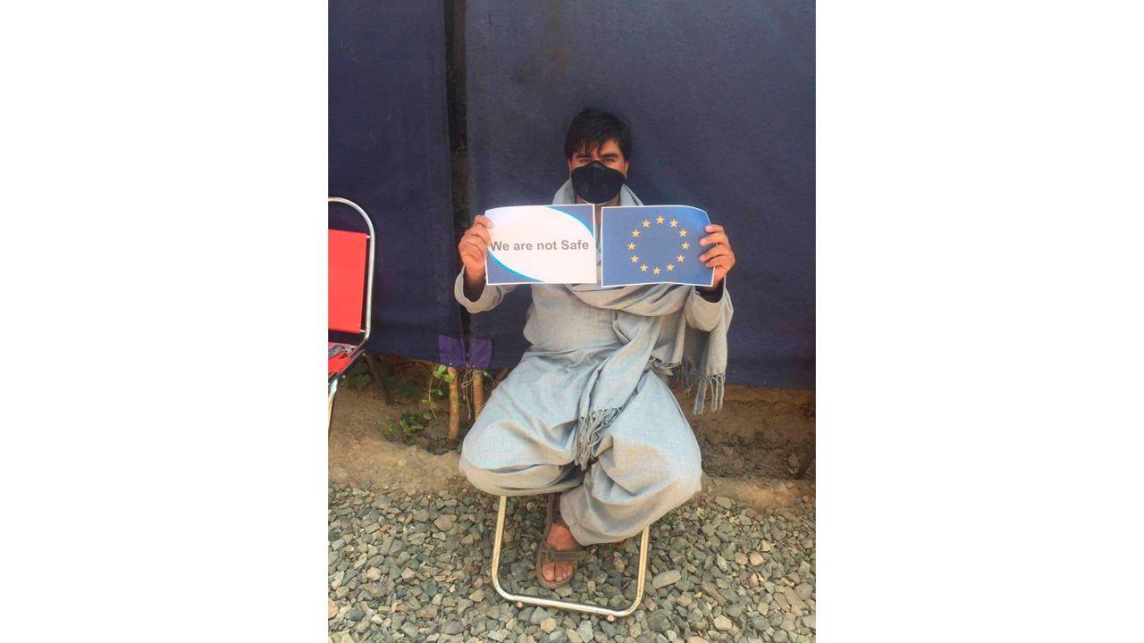 Фото от 17 августа из Кабула