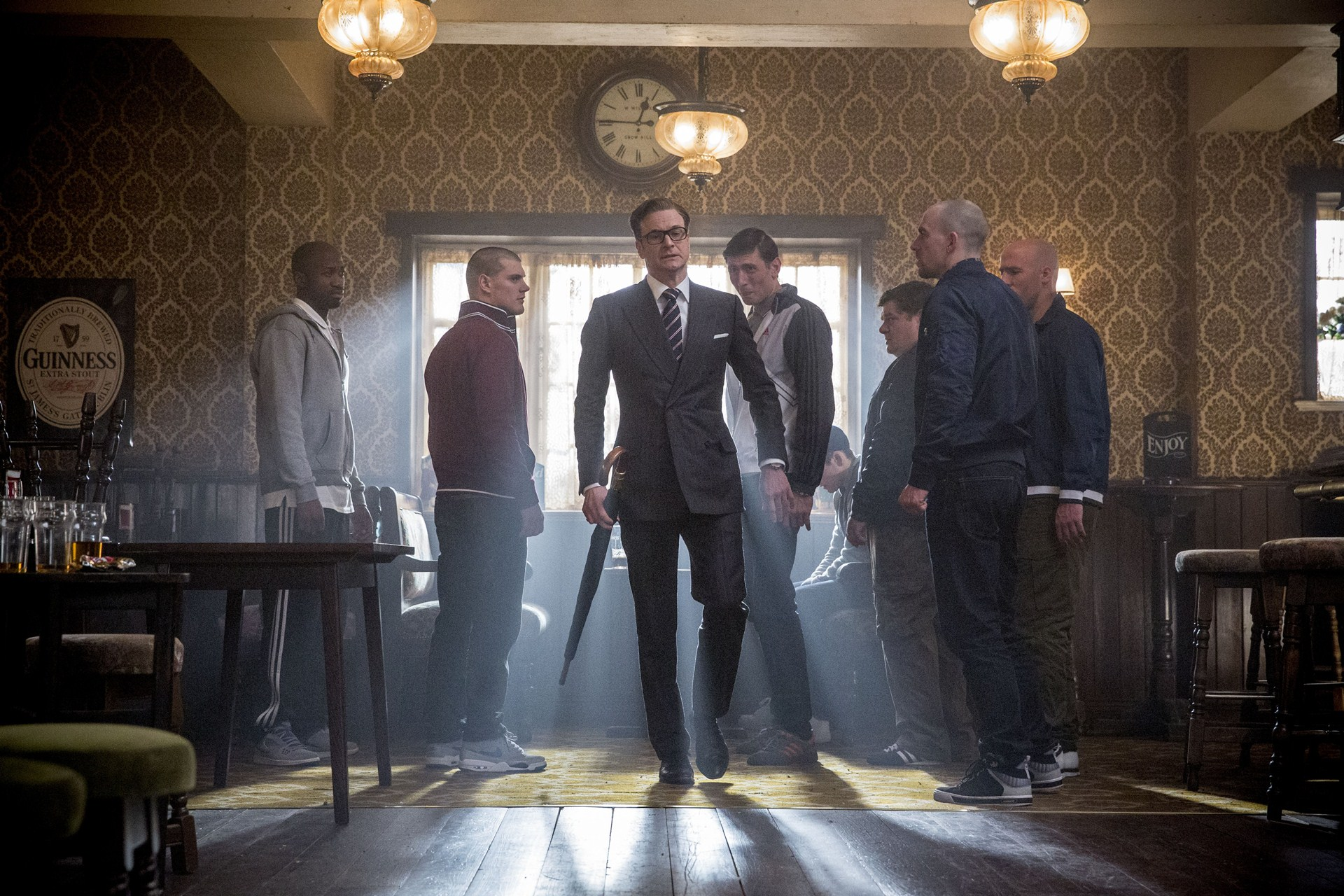 Kingsman the secret service movie 2015