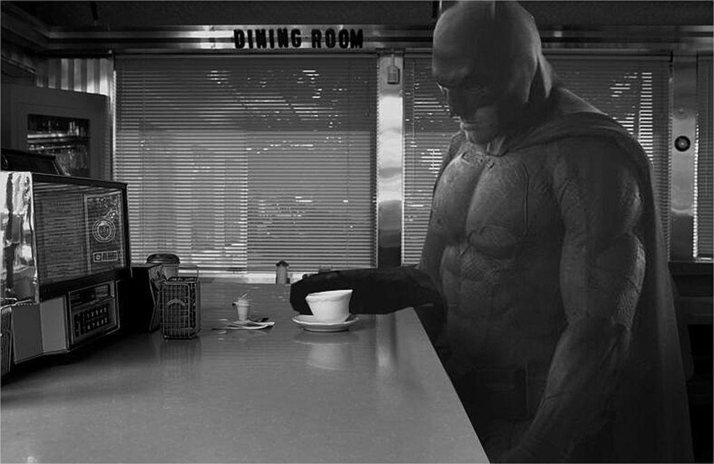 Sad batman et le cafe width1024