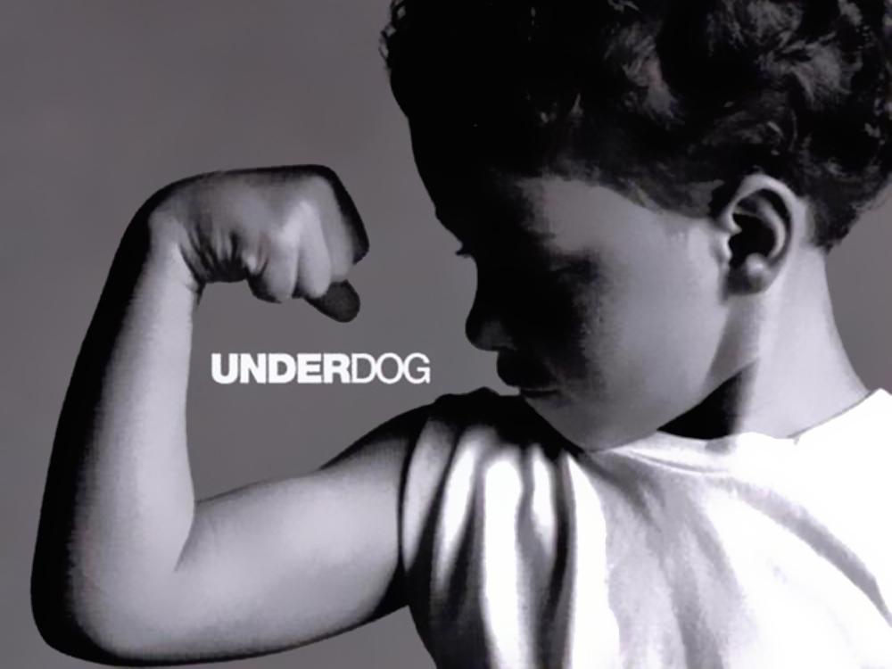 Viberi svoi underdog