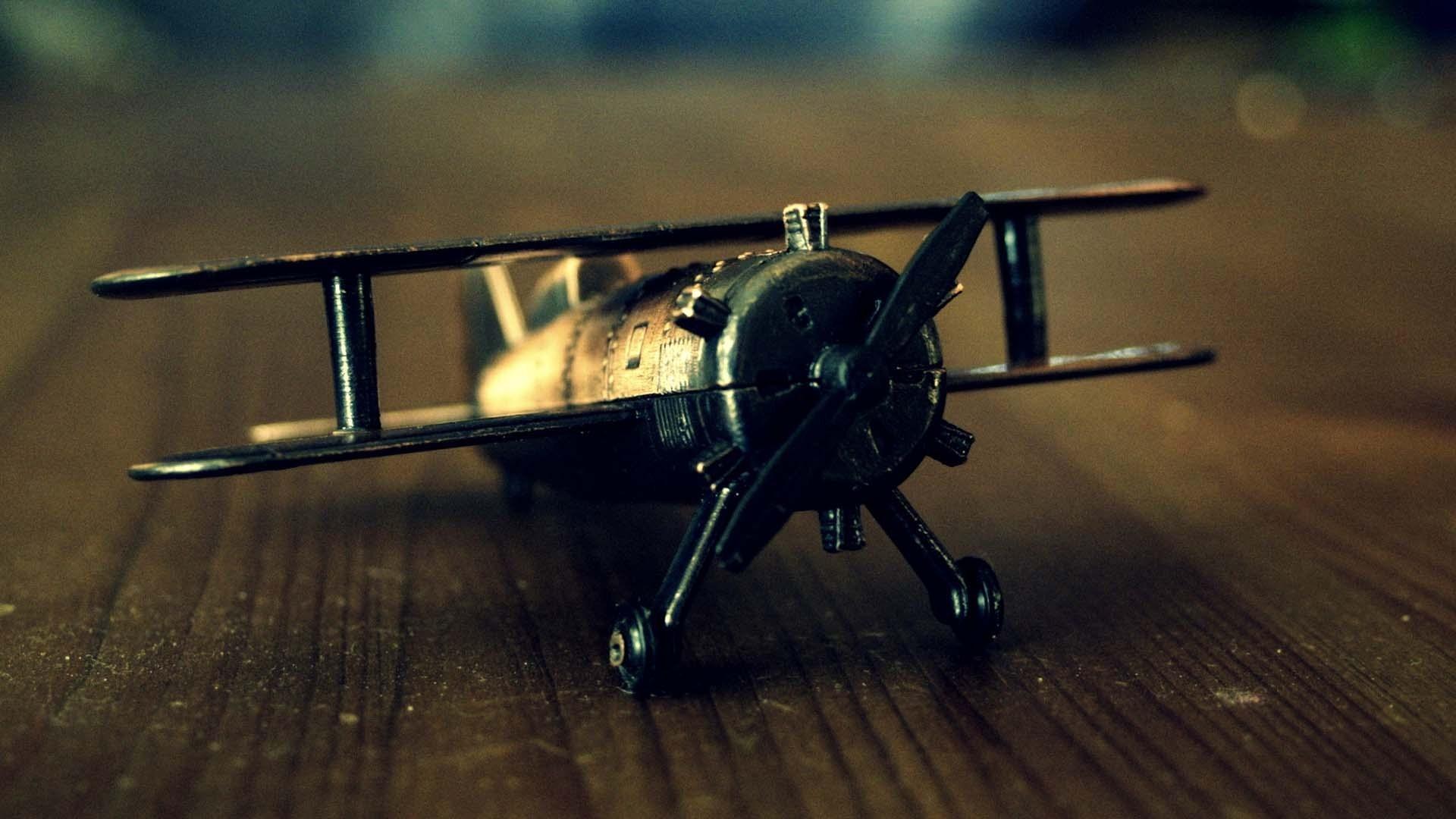Airplane model toy mood hd wallpaper