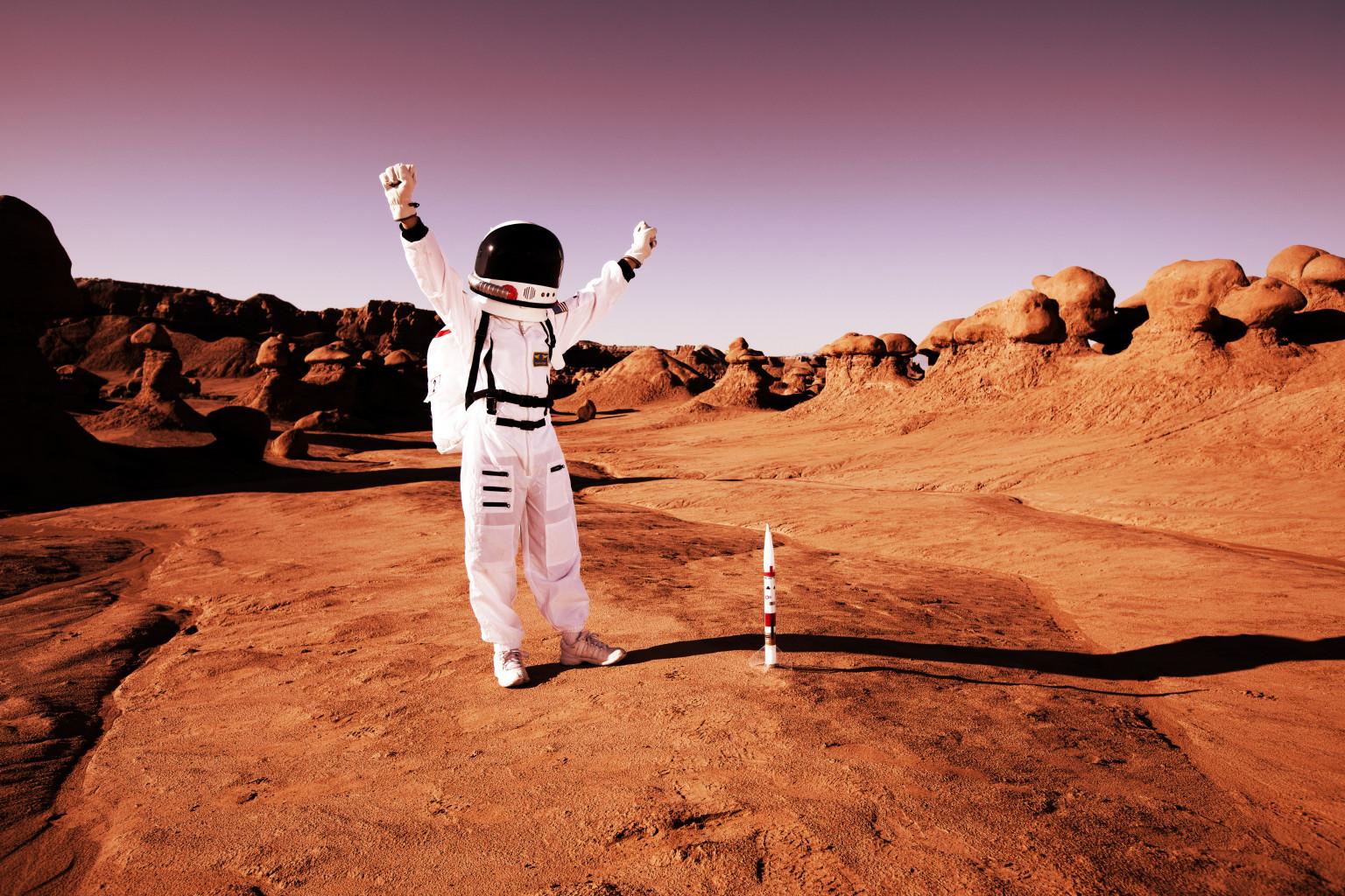 O mars one facebook