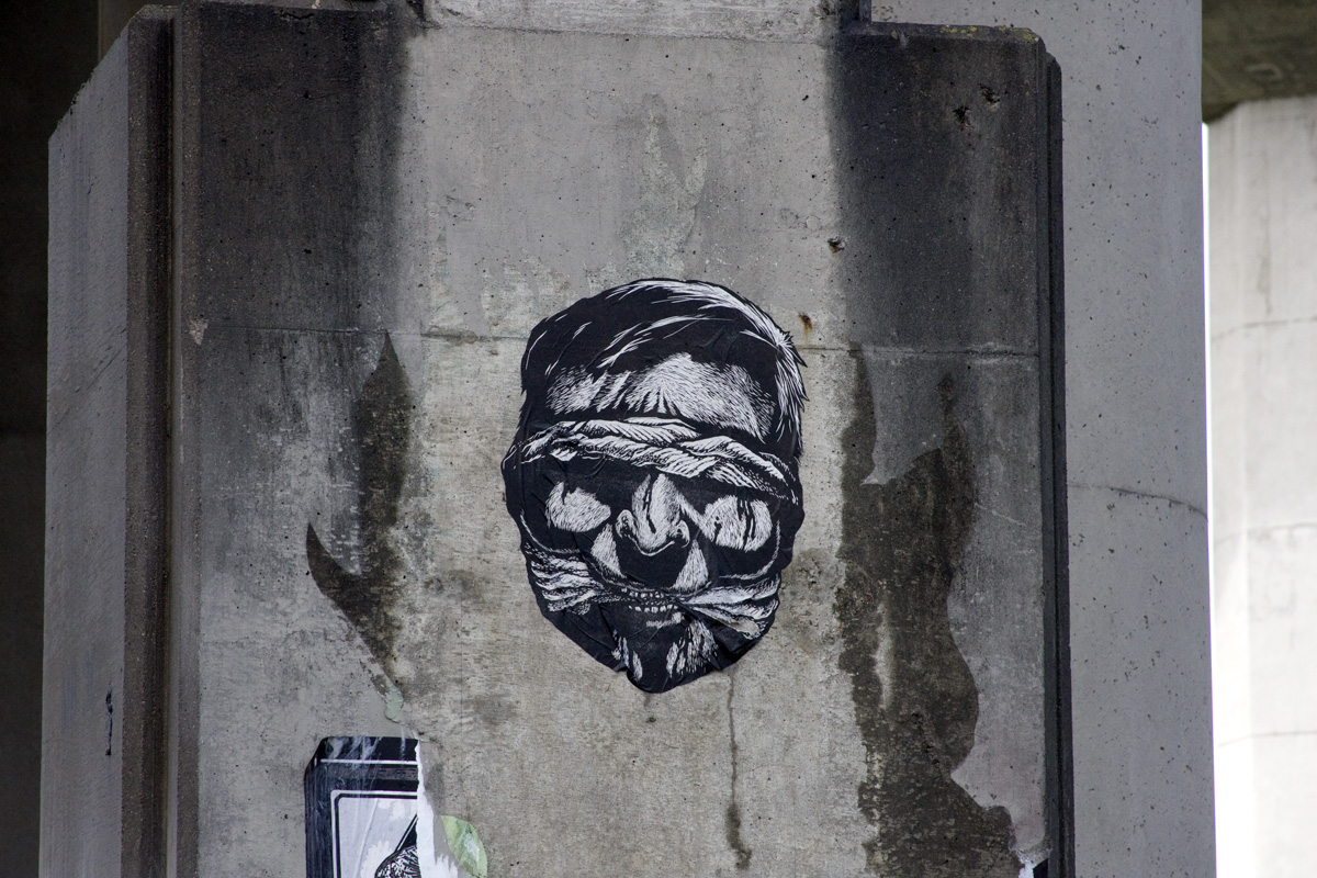 Unknown  on mandella parkway in oakland