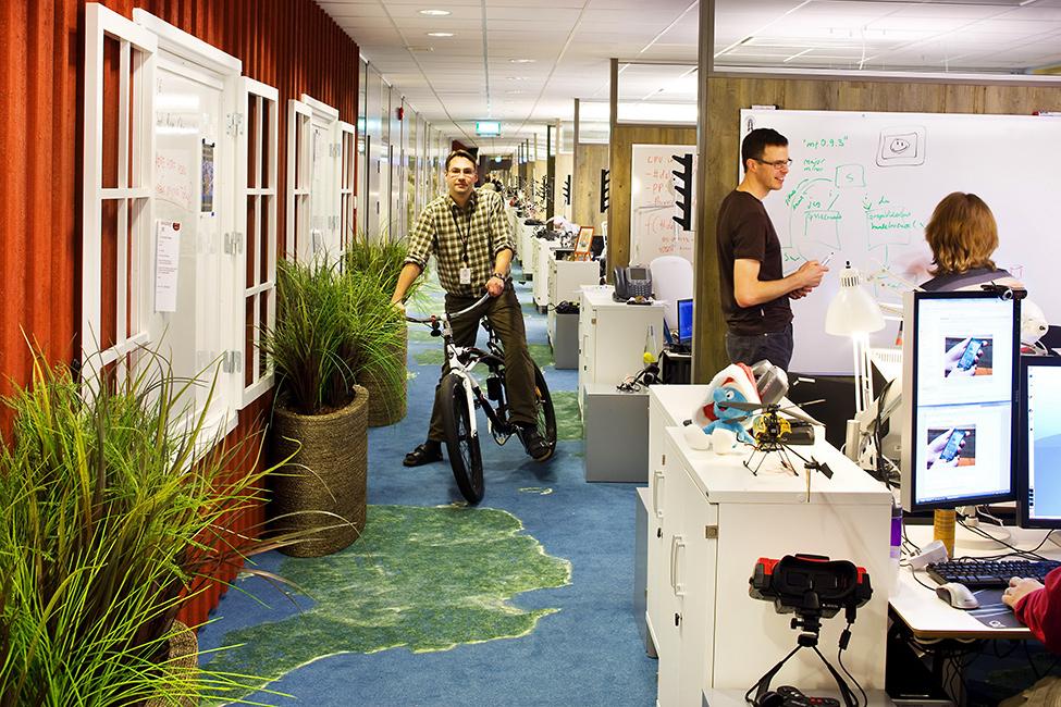 Google office v shvecii 11