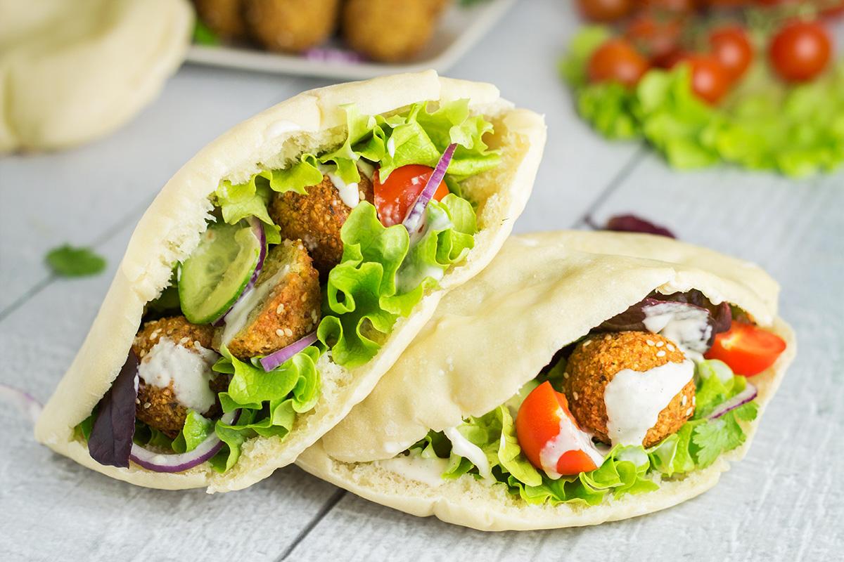 How to make falafel 5