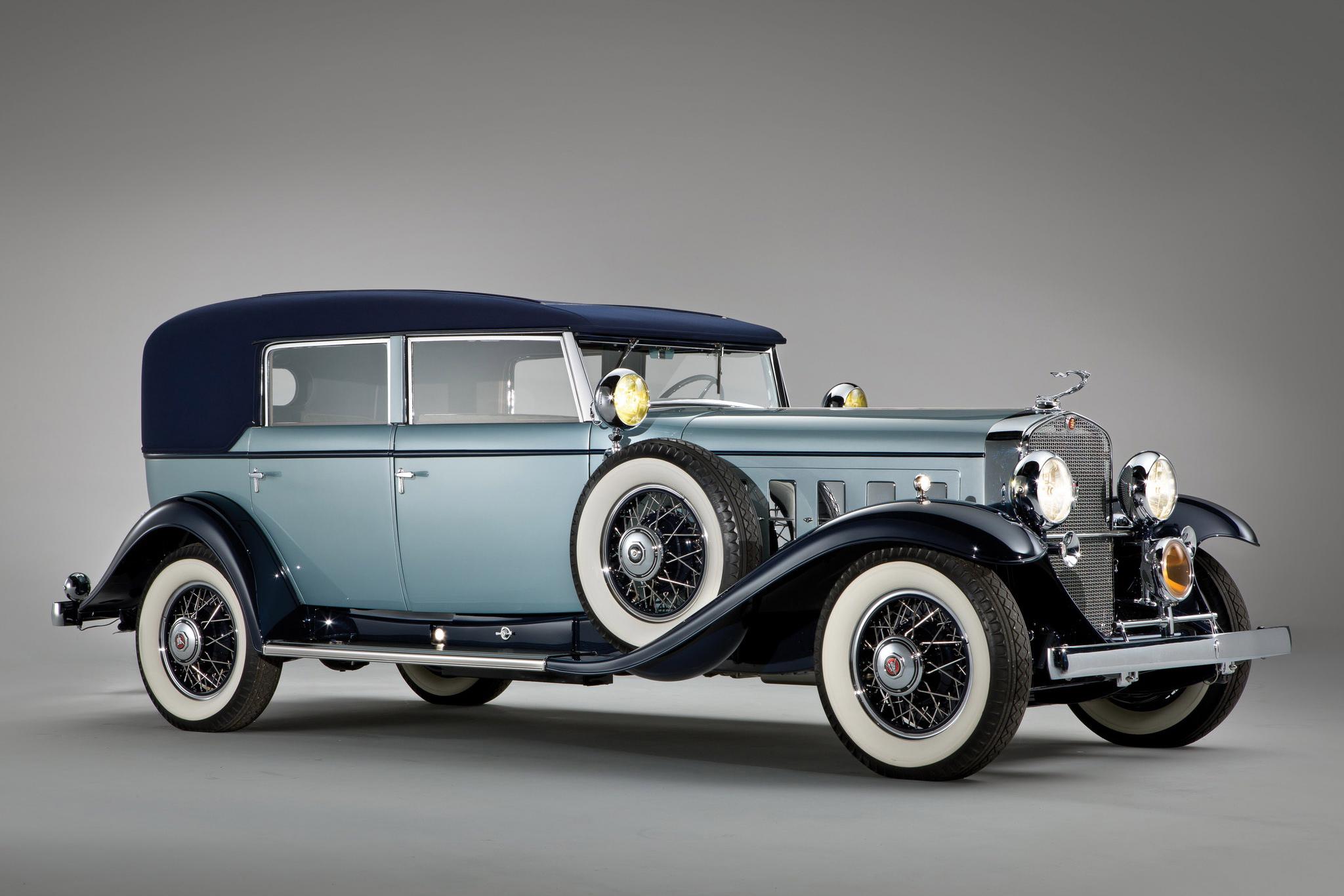 1930 cadillac sixteen v16 convertible sedan by saoutchik 002 2670