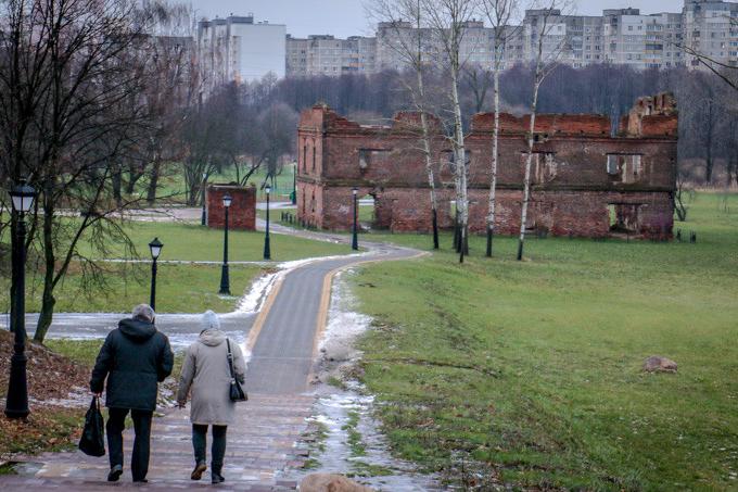 Istoriya loshickogo parka  1