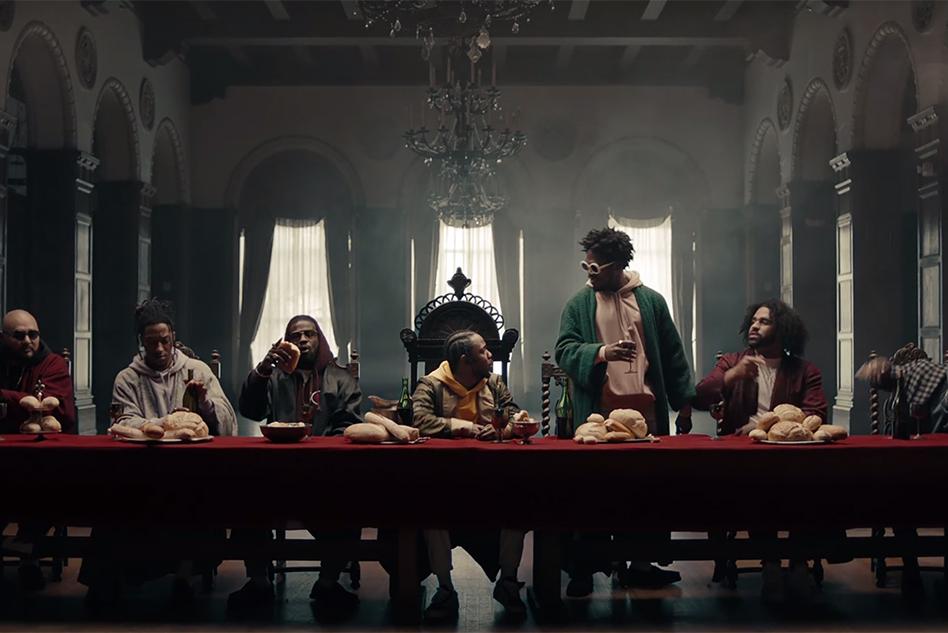 03 kendrick humble 2017 screenshot billboard embed