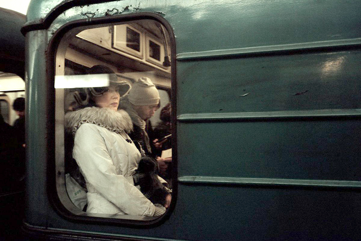 Moscow metro 004