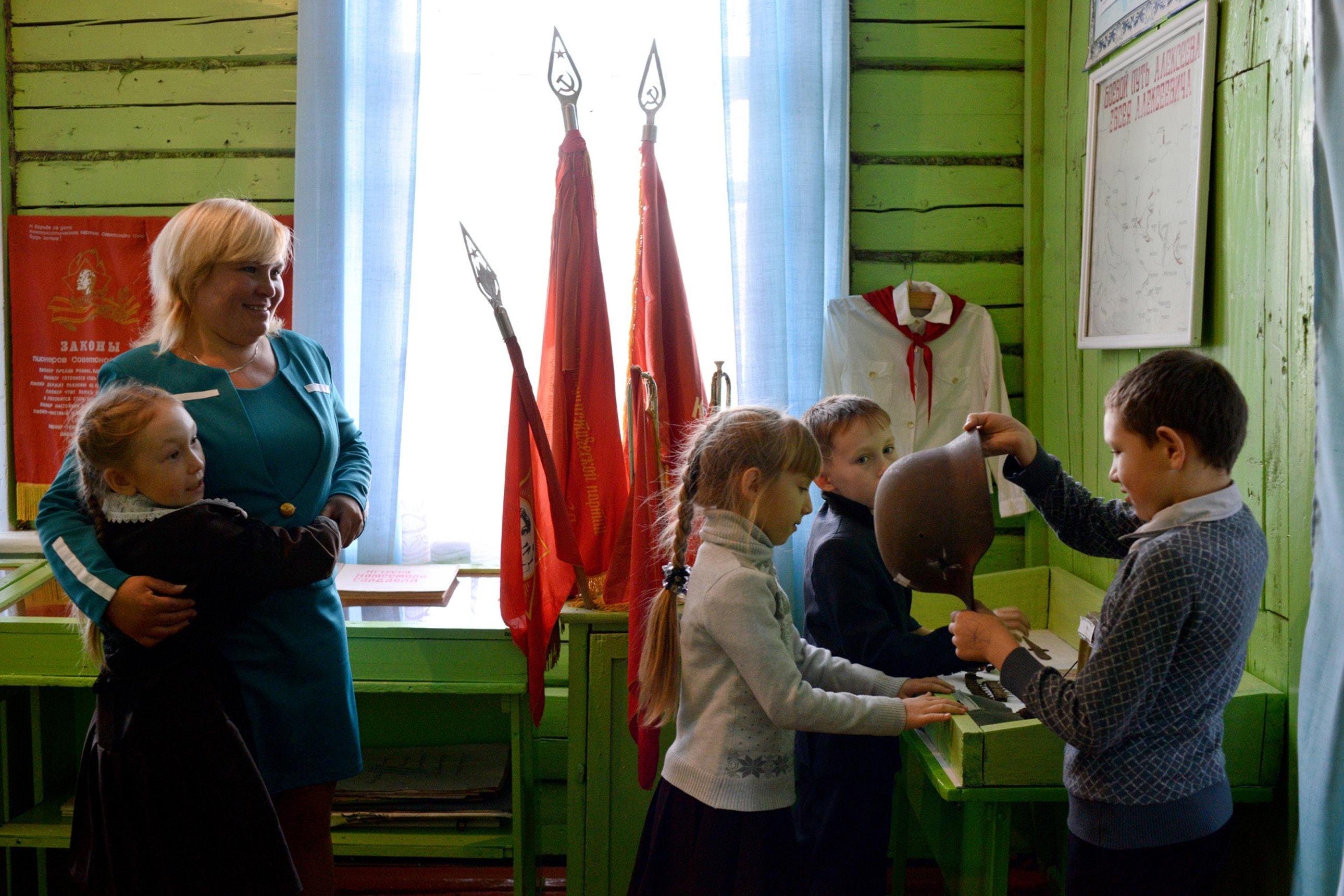 Ponomarev school mariy el 17