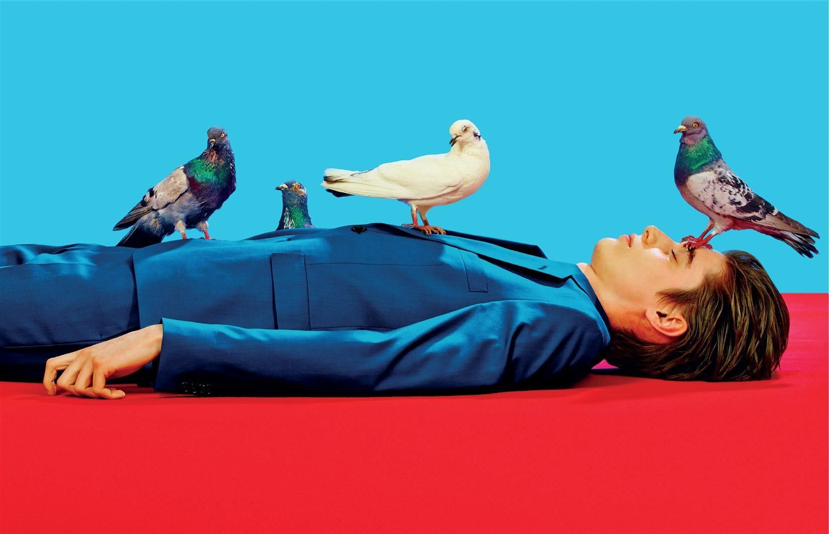 Artists   photographers   maurizio cattelan and pierpaolo ferrari   overview