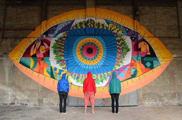 Brooklyn street art gola hundun kenor h101 zosen garu garu torino italy 09 12 web 4