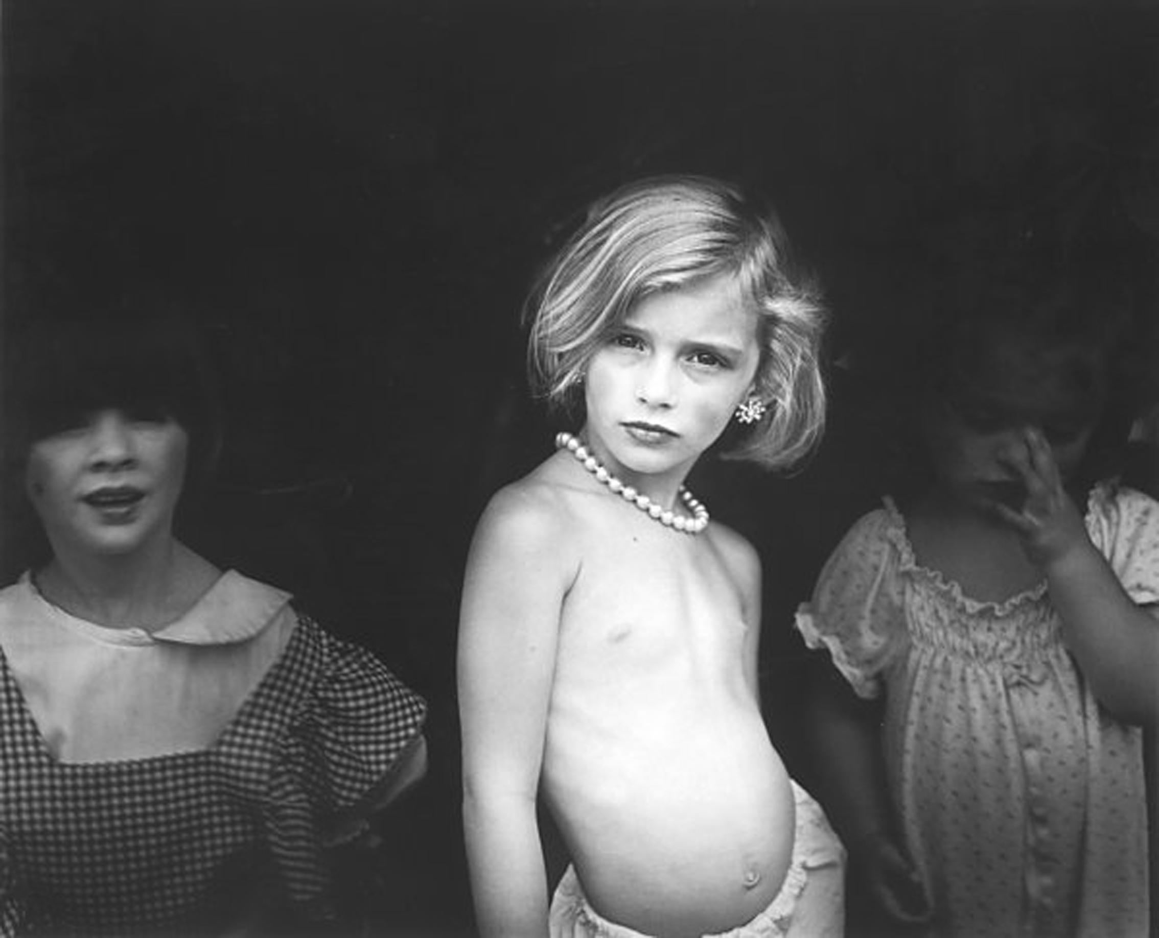 Sally mann jessie at 5 1987
