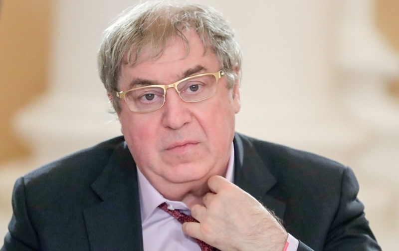 Михаил Гуцериев. Фото: Фото: Михаил Метцель для ТАСС