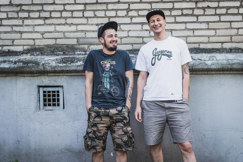 Фил и Антон
