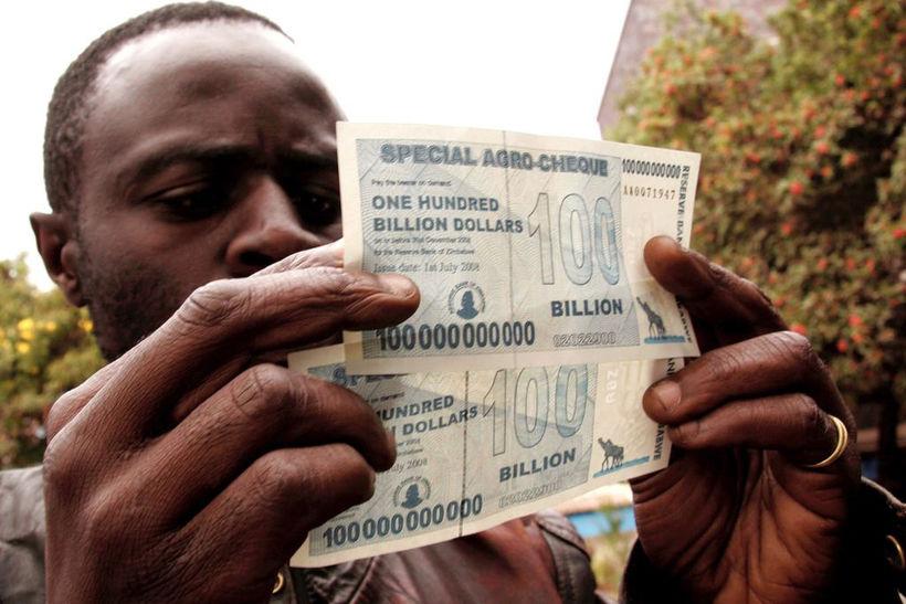 Зимбабве. Фото: European Pressphoto Agency