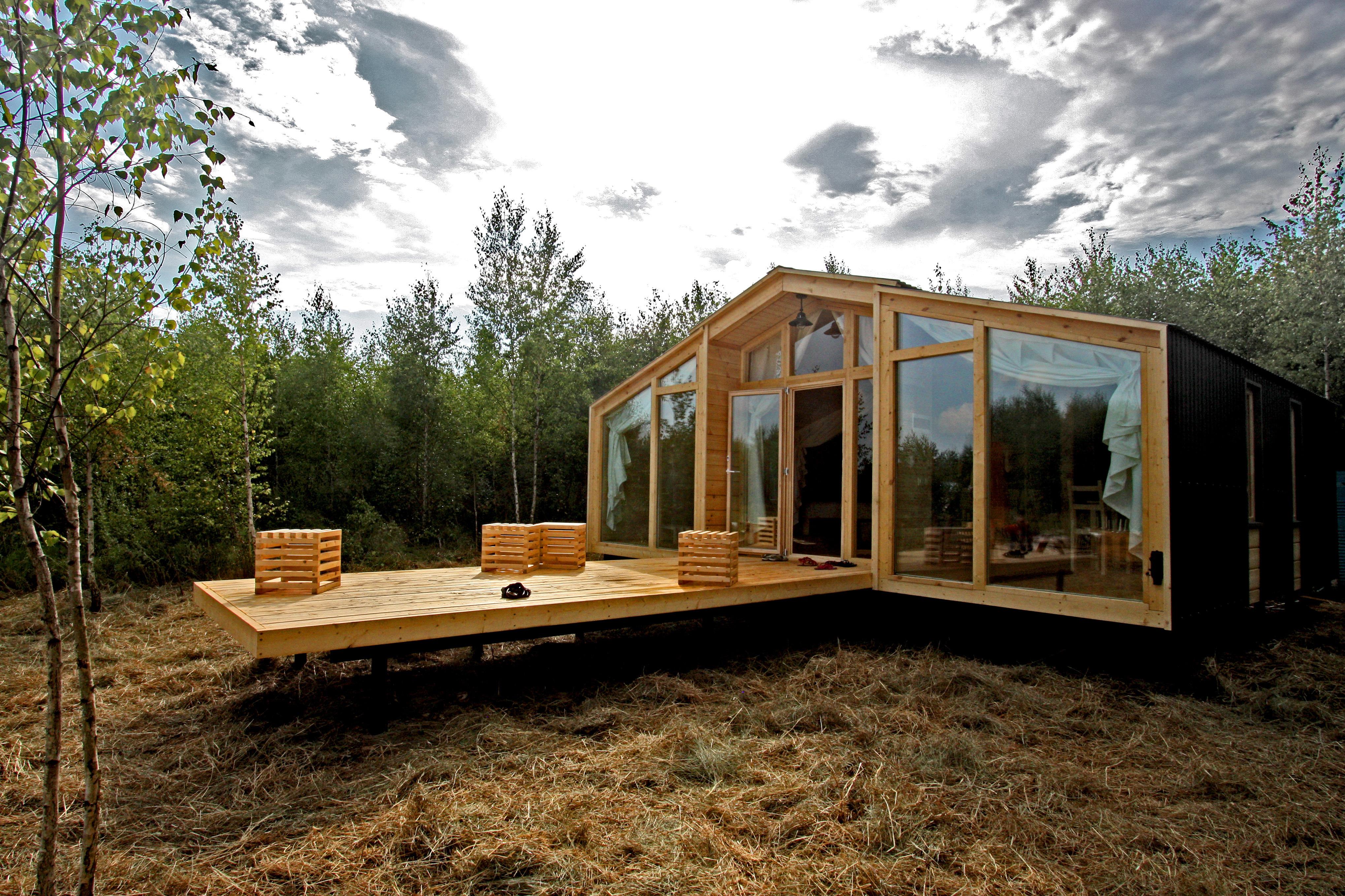 Сергей домогацкий как построить дом своими руками
