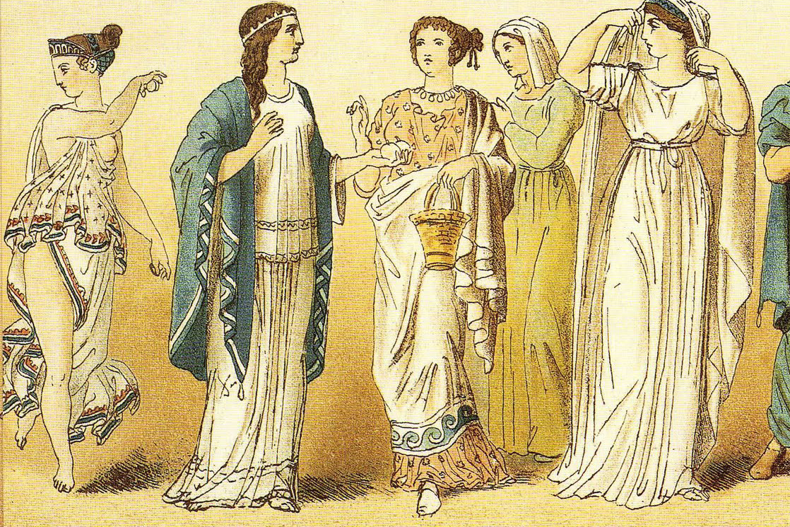 the role of women in ancient This book, a comprehensive history of women in the archaic and classical ages, completes our picture of ancient greek society largely excluded from any public role, the women of ancient greece nonetheless appear in various guises in the art and writing of the period, and in legal documents.