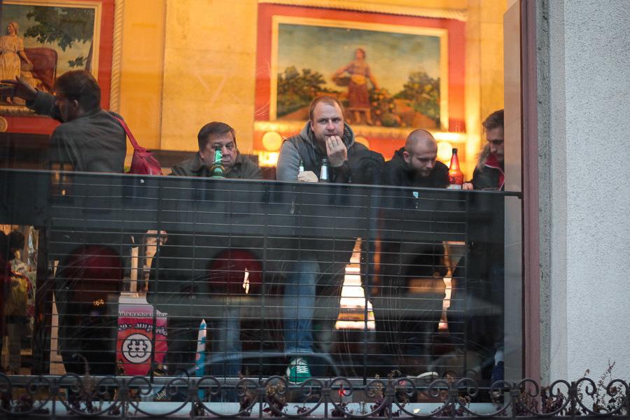 """Универсам """"Центральный, фото: fedir.com"""
