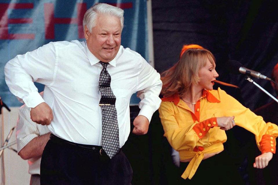 Борис Ельцин, фото: Reuters