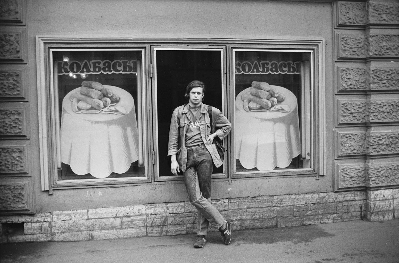 Борис Гребенщиков, 1986 год