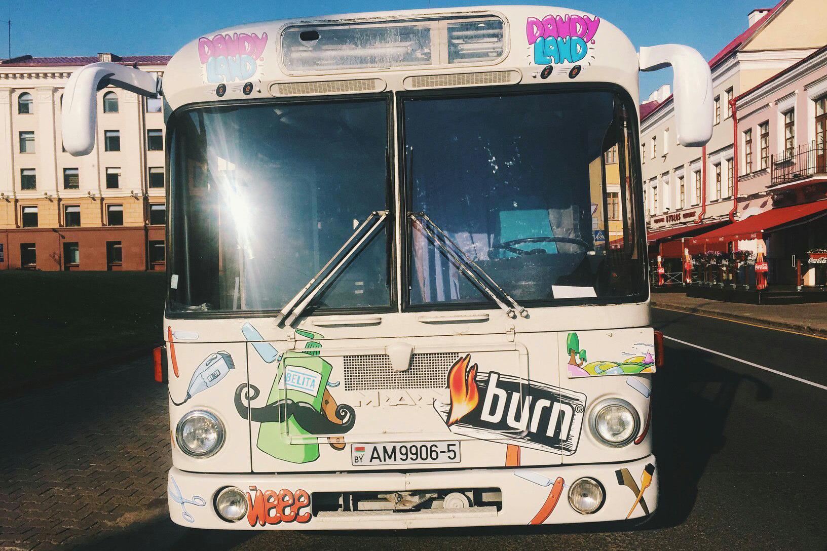 Секс в автобусе на глазах людей 5 фотография