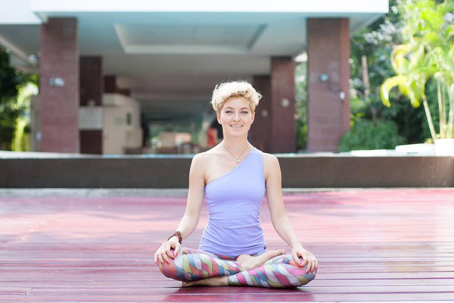 Порноактриса йога