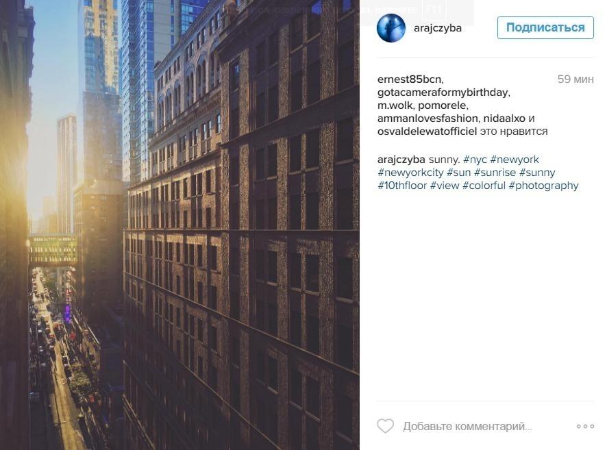 Петербург вошел в 10-ку самых известных городов в социальная сеть Instagram
