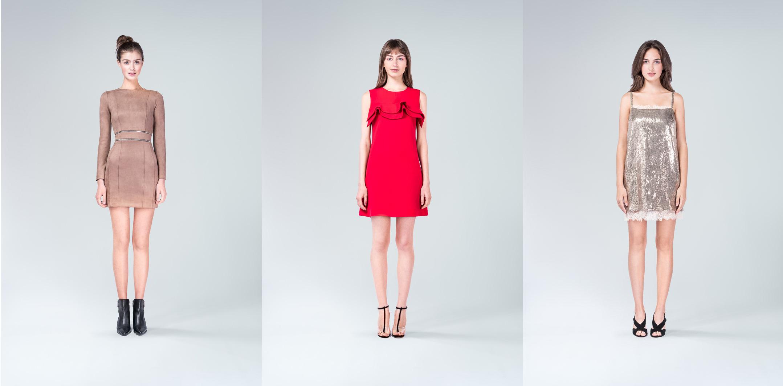 f1ec5ccad98502d Миниатюрным леди подойдет, например, платье-футляр и платье-шифт. Плюс  обувь на каблуке – нам же надо приподнимать себя в глазах публики.