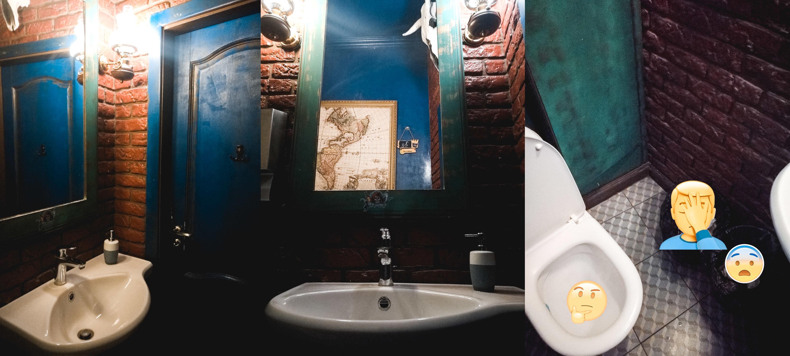 Секс в туалете одна на двоих, Пьяную ебут в туалете клуба -видео. Смотреть 19 фотография