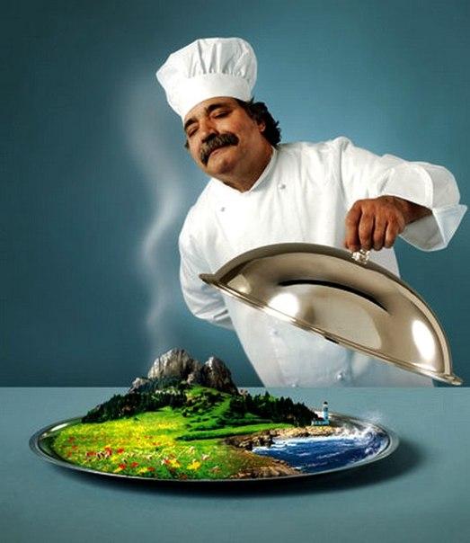 Смешные картинки про поваров и кулинарию