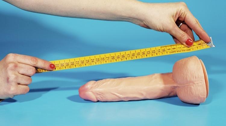 хуй мужиков у измеряют женщины