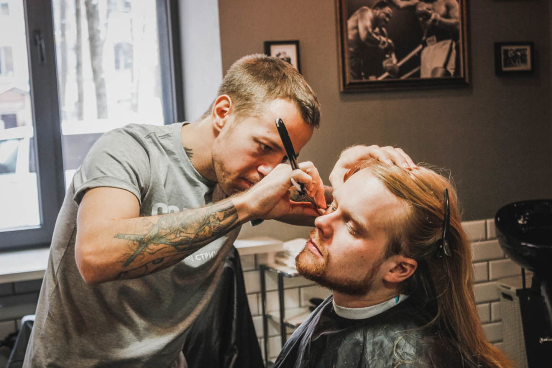 Секс волосатым мужиком украинцем