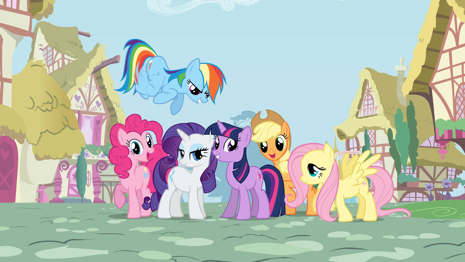 Mylittleponyfriendshipismagic 2