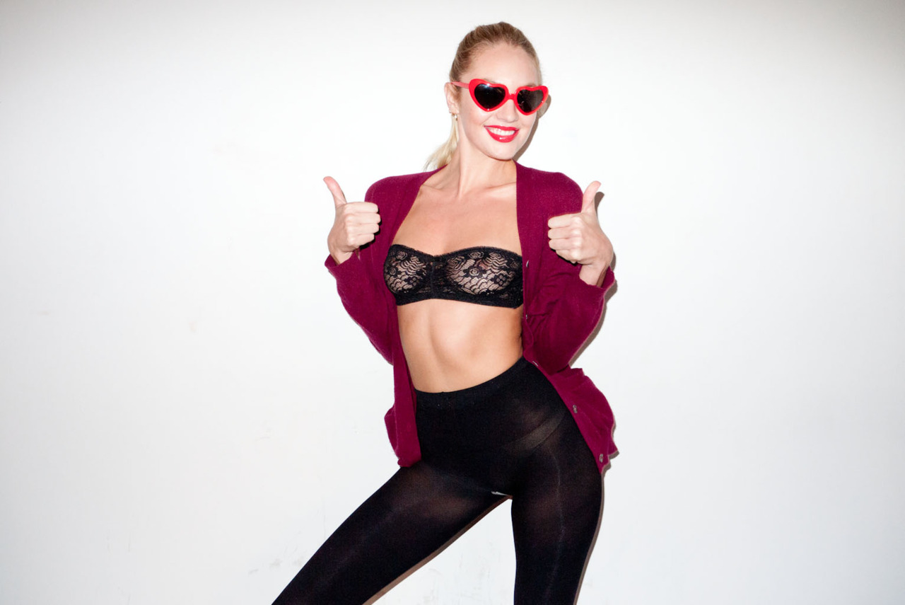 Candice swanepoel and terry richardson 3