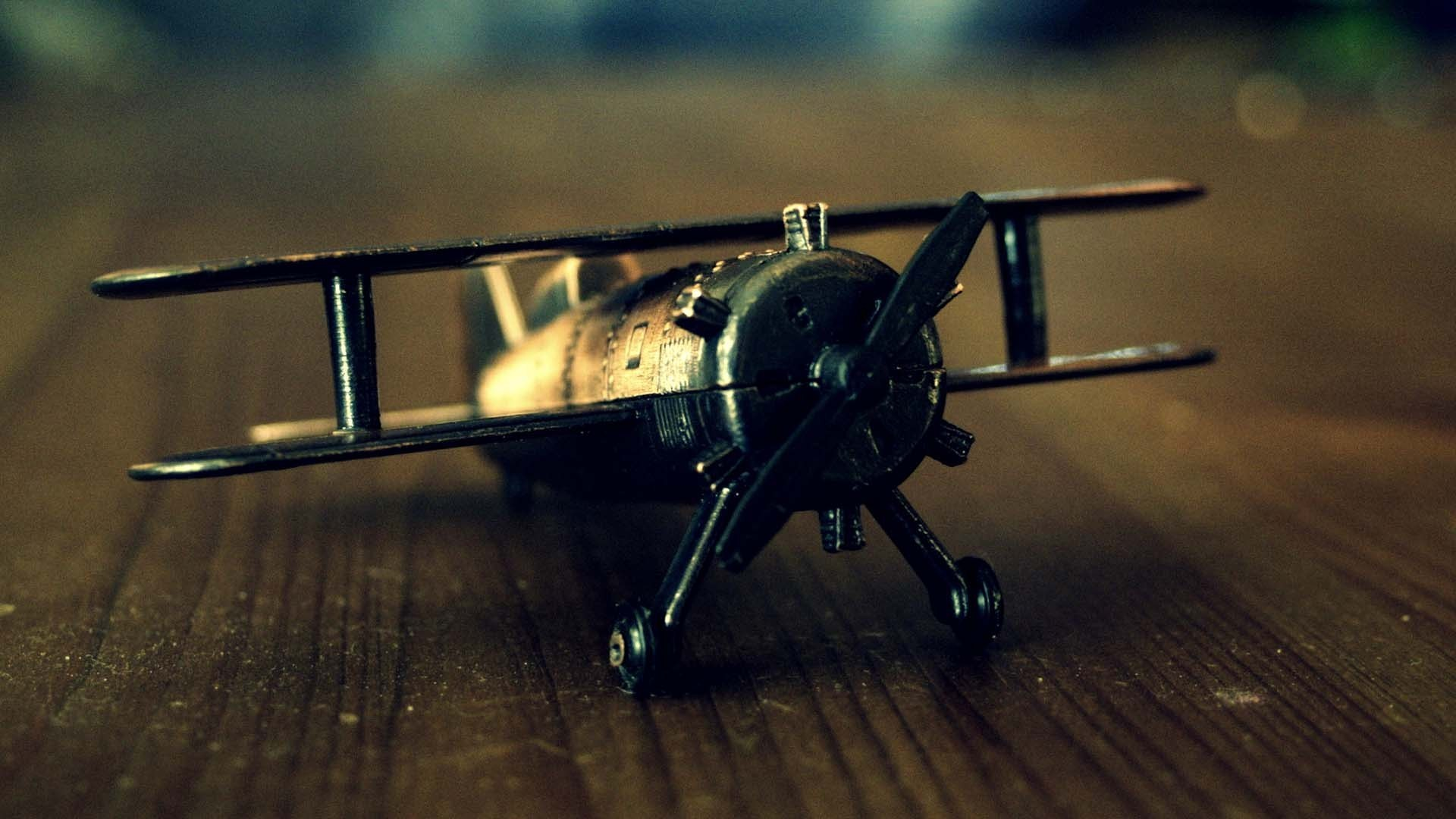Airplane model toy mood hd wallpaper