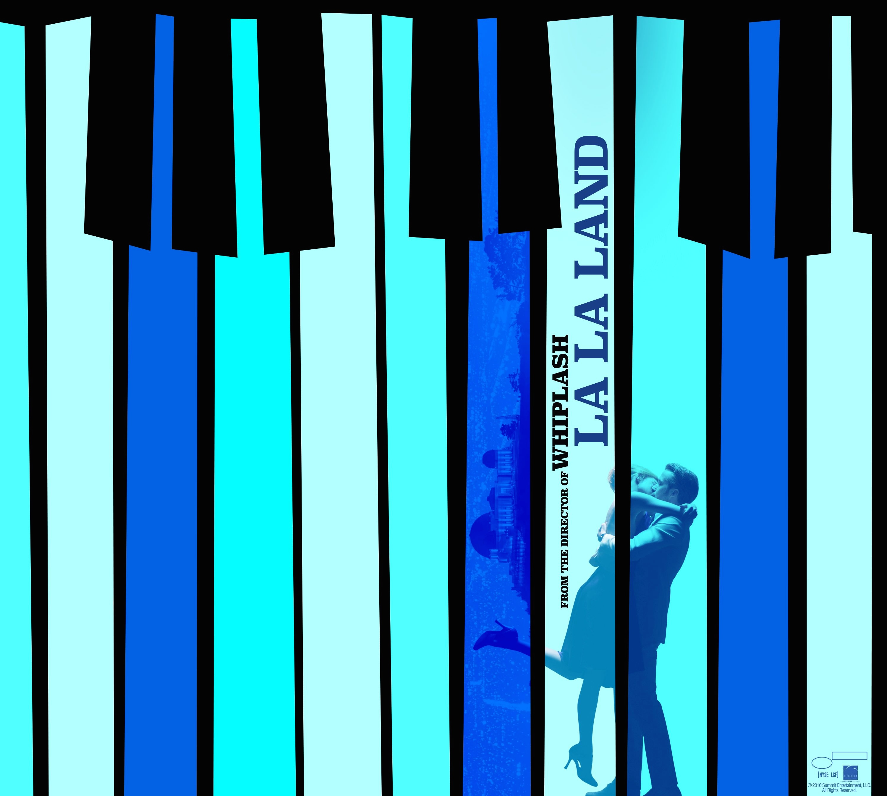 La la land teaser artwork 1