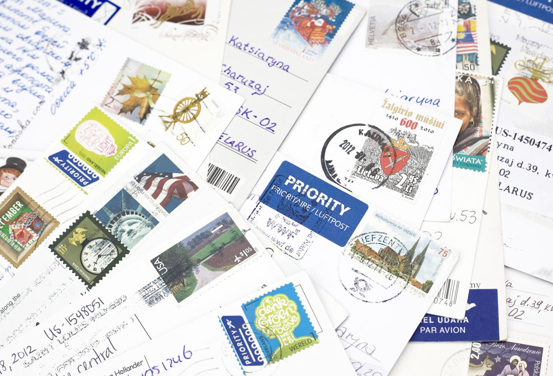 Сайты открытки для посткроссинга
